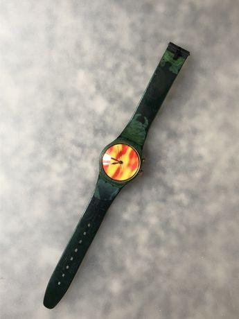 Relógio Swatch The Devil (GG900) // Marcas de uso muito acentuadas