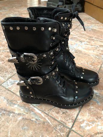 Ocieplane buty