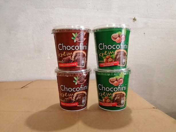 Шоколадна паста Chocofini Чокофіні Чокофини Нус мілк