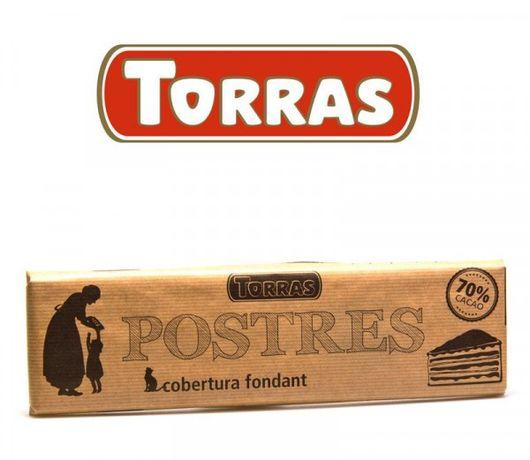 Шоколад Торас, Torras Posters 300гр (70% какао)