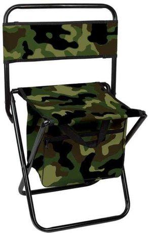 Krzesło wędkarskie stołek turystyczny torba moro AC192B HURT-DETAL