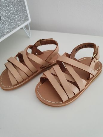 Sandały zara rozmiar 19