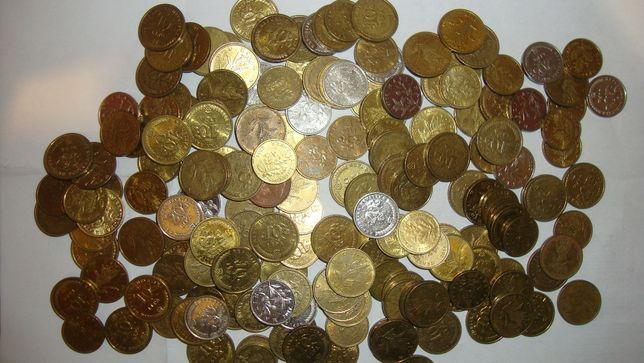 Monety Chorwacja ponad 1 kg 5,10,20 lipa