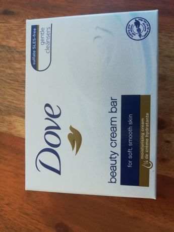 10 sztuk mydło Dove beauty cream bar 100 g