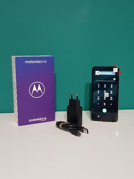 Motorola One 64GB White (jak nowy)