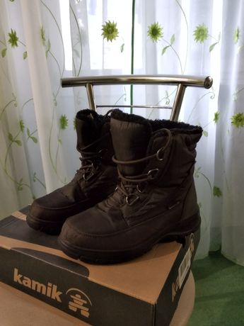 Сапоги ботинки зимние Kamik