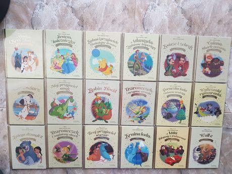 Książki Disneya kolekcja dla dzieci