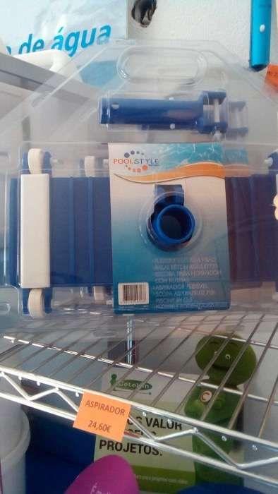 Aspirador manual piscina Cascais E Estoril - imagem 1