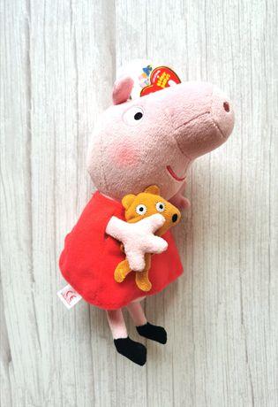 Świnka Peppa maskotka - Nowa z metką 15cm