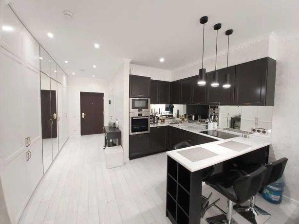 Видовая 3-комнатня(86кв.м) квартира в ЖК Park Avenue