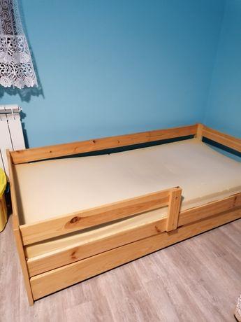 Łóżko dziecięce z szuflada