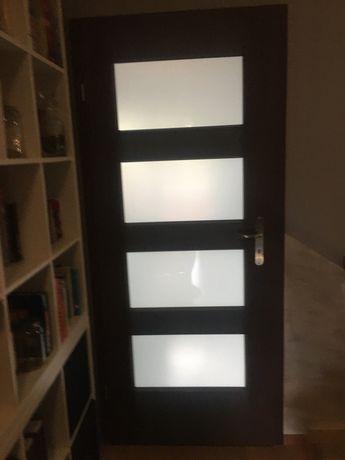 Drzwi wewnętrzne Classen 80 ciemny orzech