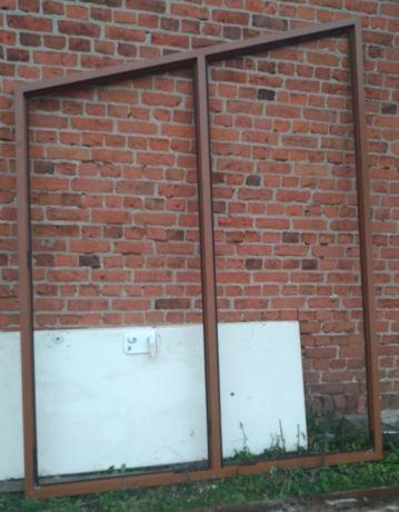 Przeszklenie aluminiowe,ścianka
