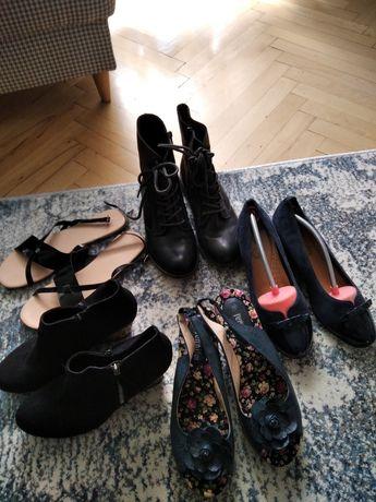 5par butów za 50 zł