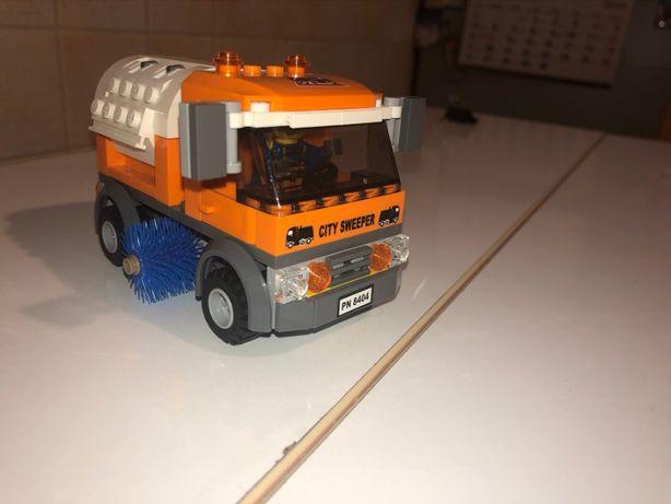 LEGO City 8404 Zamiatarka