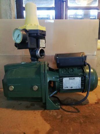 Eletrobomba / Motor de pressão e kit eletrónico