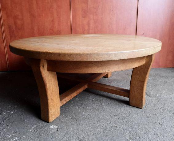 *Ciężki, drewniany stół, stolik, ława, lity dąb*transport