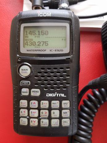 Продам Icom ic 92d