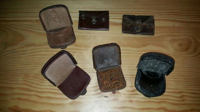 Caixas de madeira vintage