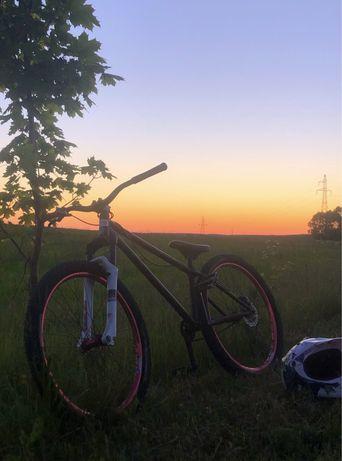 Rower dirt MTB zamienie za dh