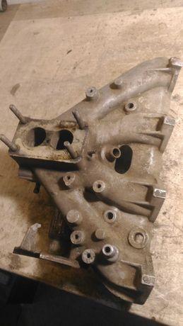 Колектор выпускной БМВ 318