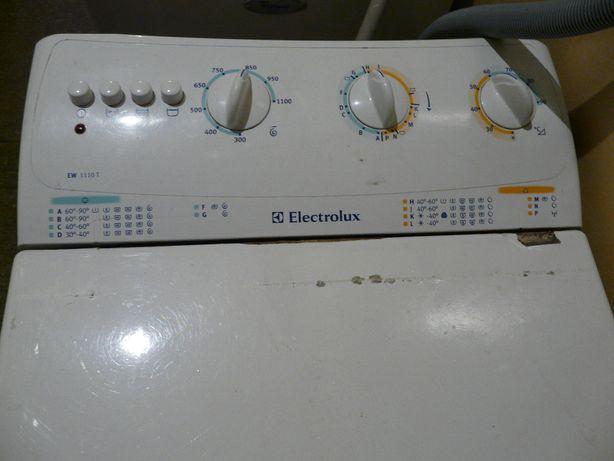 Pralka Wirpol i Elektrolux na części lub do naprawy
