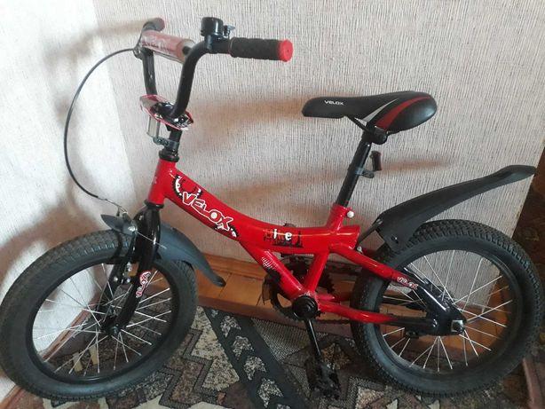Велосипед детский Velox bike. Состояние нового. Самовывоз г. Киев