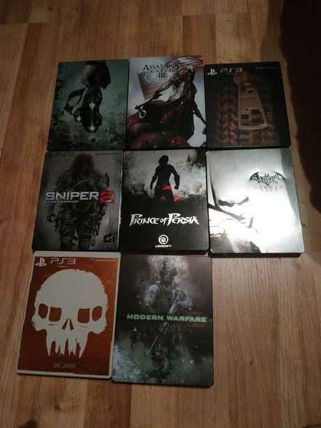Gry PS3 ze steelbook sprzedaż lub wymiana na PS4