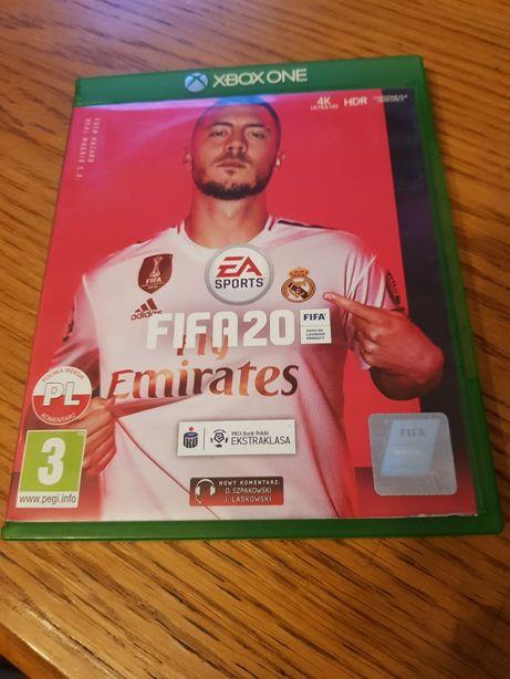 Fifa 20 Xbox one PL