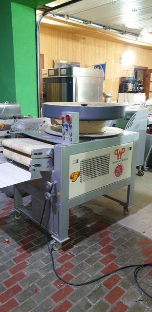 Закаточная формовочная машина для батонов из Германии
