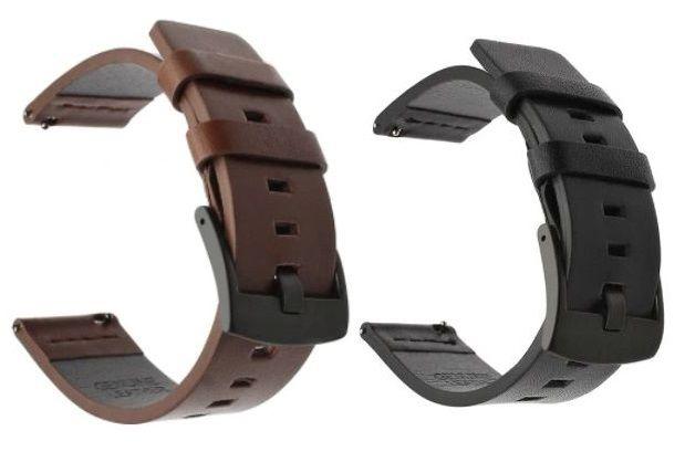 Pasek LEATHER do Huawei Watch GT / Watch GT 2 42mm