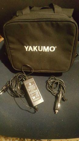 Leitor DVD/CD portátil Yakumo