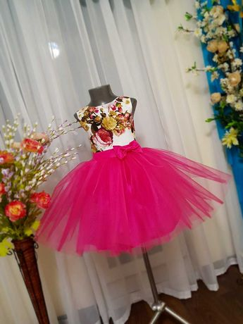 Пышное нарядное платье сукня плаття выпускной стиль ретро стиляги