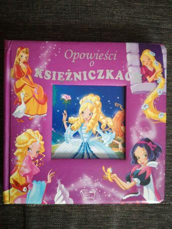 Książka opowieści o księżniczkach