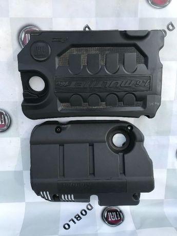 Крышка кришка накладка двигателя мотора 1.6 1.9 2.0 Fiat Doblo Добло
