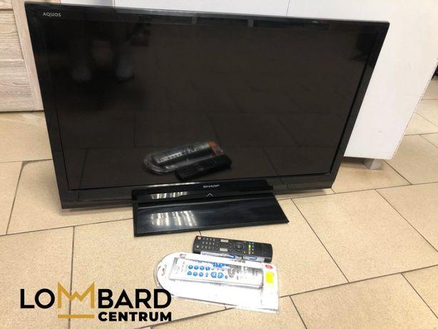 Telewizor Sharp LC 32le144e 32 cale LED 50 Hz Tuner Dvb-t/HDMI/USB W