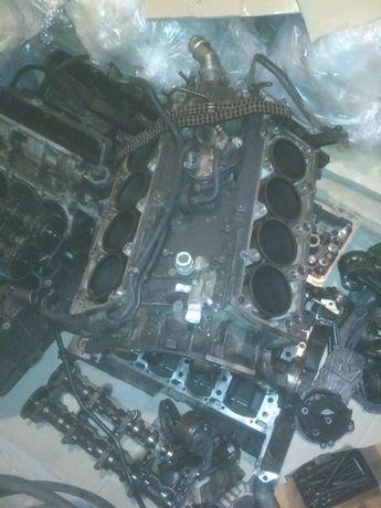 Мотор двигун om 628 mercedes 4.0cdi