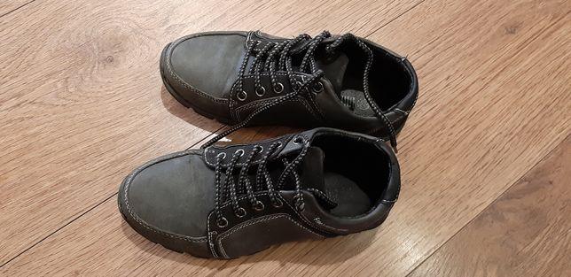 Туфли детские нубук