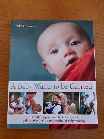 A baby wants to be carried de Evelin KirKilionis