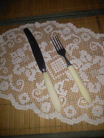 Вилка и нож винтаж СССР