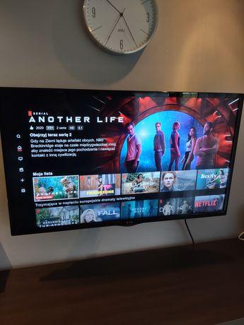 LG Smart TV 39 cali