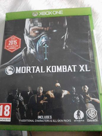Mortal Kombat XL XBOX ONE zamienie