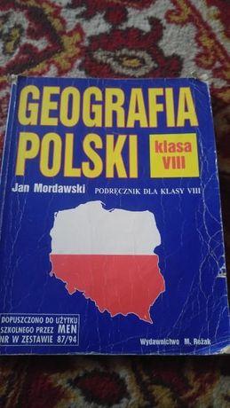 Geografia Polski-J. Mordawski