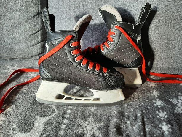 Łyżwy hokejowe Bauer 37,5