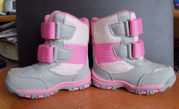 Buty zimowe-kozaczki rozmiar 20