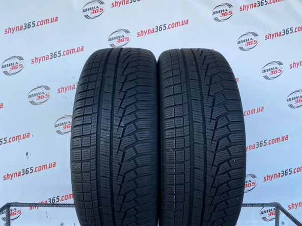 Шини б/у 235/55 R19 HANKOOK WINTER I CEPT EVO2 (Протектор 7.5mm), 2шт