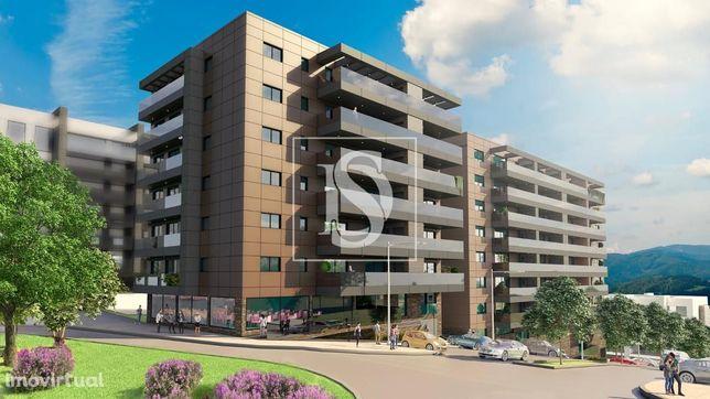 Apartamento de luxo T3 em Fraião