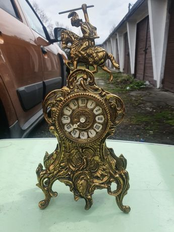Obudowa zegara mosiężna