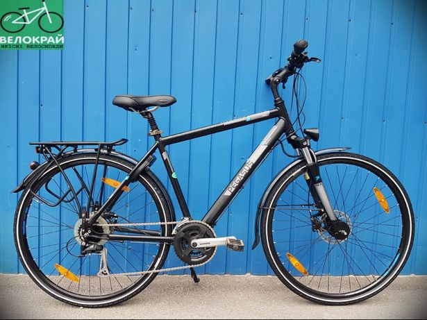Трекінговий 28 велосипед Pegasus Corona на Alivio гідравліка #Велокрай