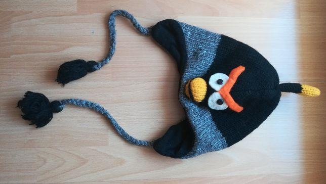 Czapka zimowa Angry Birds